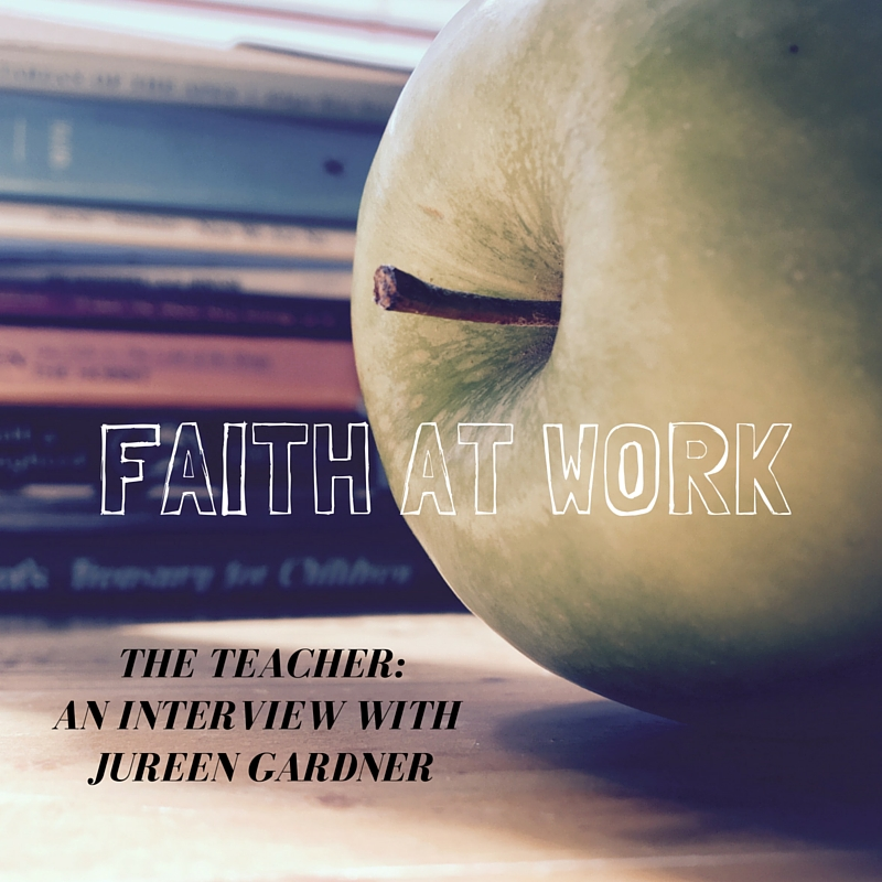 FAITH AT WORK (4)