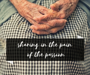 the pain of passion